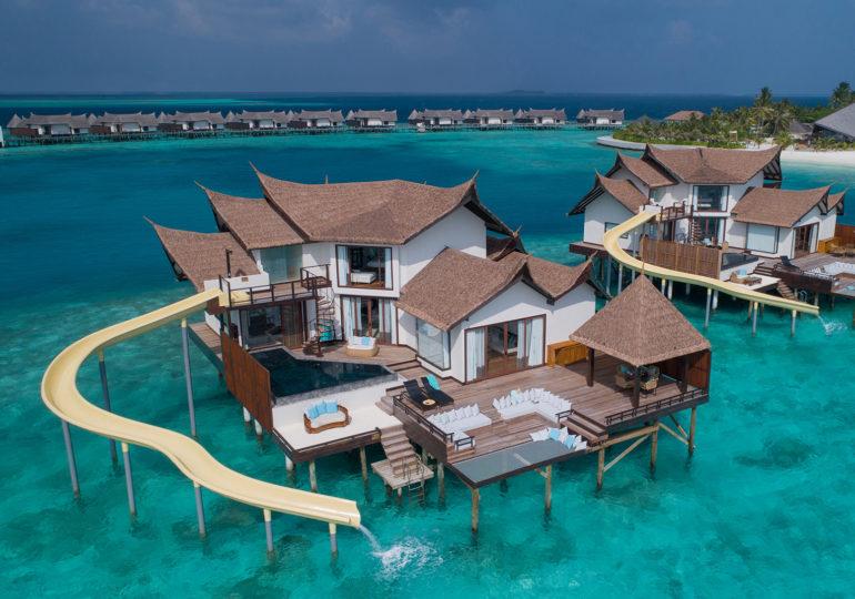 Những Khu Nghỉ Dưỡng Trên Mặt Biển Tuyệt Vời Nhất ở Maldives