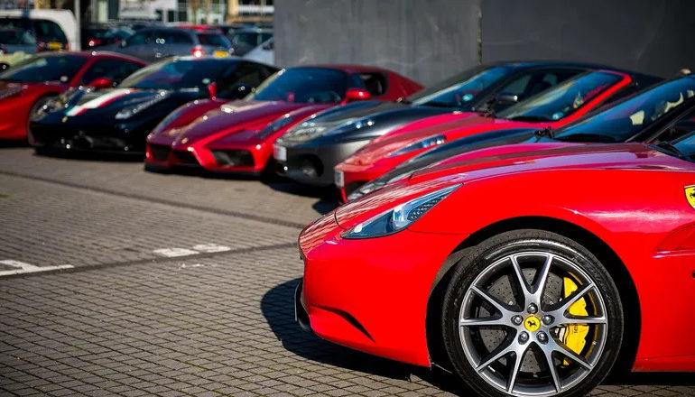 10 Sự Thật Về Ferrari Có Thể Bạn Chưa Biết
