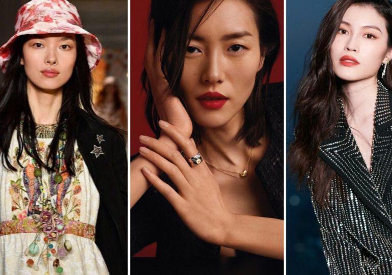 5 Người Mẫu Trung Quốc Nằm Trong Top Thành Công Nhất Thế Giới