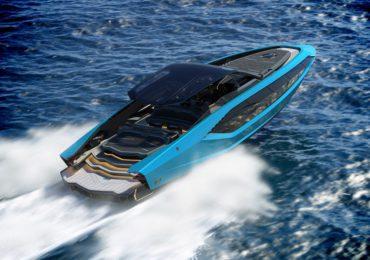 """Du Thuyền Mới 3.4 Triệu Đô Của Lamborghini - """"Siêu Xe"""" Trên Mặt Nước"""