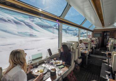 Đoàn Tàu Đẹp Nhất Của Thụy Sỹ, Glacier Express, Có Thêm Một Toa Tàu Hạng Sang Mới