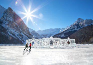 """Fairmont Chateau Lake Louise - """"Thiên Đường Mùa Đông"""" Kỳ Diệu Nhất Thế Giới"""