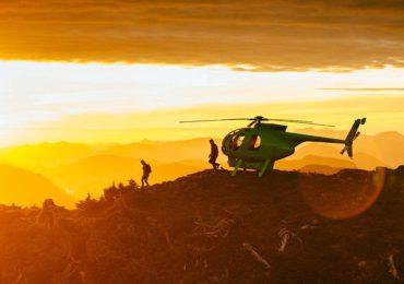 Du Lịch Trên Không: Những Tour Du Lịch Bằng Trực Thăng Tuyệt Nhất Thế Giới (Phần 2)